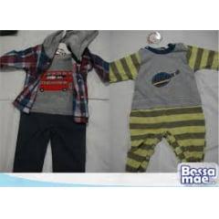 INFANTIL - PECAS DIVERSAS - 50 PEÇAS DE EXCELENTE QUALIDADE